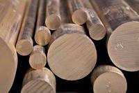 Вишгород Бронзовий пруток коло пресований БрАЖ 9-4 штанги до 3м, Діаметр 16мм-180мм ГОСТ 1628-78 Різання, фото 1