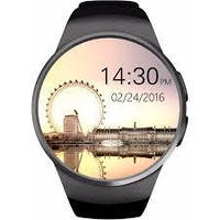 Kingwear KW18 умные часы с Micro Sim и Micro SD