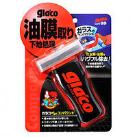 """Полироль-очиститель стекла Soft99 """"Glaco glass compound roll on"""""""