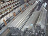 Алюминиевый уголок разносторонний 55x25x4 анодированый и без покрытия