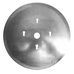 Диск высевающий глухой металл толщина 1,2 (509.046.4005-10)