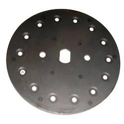Диск высевающий 40 отв. Ф 3 мм. металл толщина 1,2