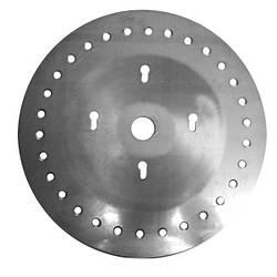 Диск высевающий 30 отв. Ф 5,5 мм. металл толщина 1,2