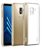 Прозрачный чехол Imak для Samsung Galaxy A8 (2018)