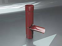 Откидной сброс для металлического водостока RAIKO 125/90