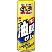 """Обезжириватель для стекла Soft99 """"SUPER OILY GLARE CLEANER"""""""