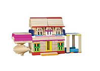 Набор строительных блоков Viga Toys 250 шт (50956)