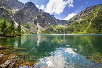 "Фотообои ""Озеро в горах"""