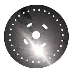 Диск высевающий 40 отв. Ф 3 мм. нержавейка толщина 1 VESTA PROFI и VEGA PROFI (ELVORTI)