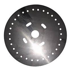 Диск высевающий 30 отв. Ф 5,5 мм. нержавейка толщина 1 VESTA PROFI и VEGA PROFI (ELVORTI)
