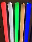 Светодиодный гибкий неон 3528/120led IP65 220V белый, фото 2