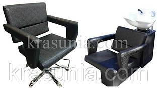 Комплект парикмахерской мебели  Flamingo