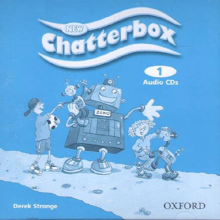 New Chatterbox 1 Audio CDs, фото 2