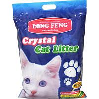 Long Feng Crystal Наполнитель силикагелевый для туалетов для кошек 10 л