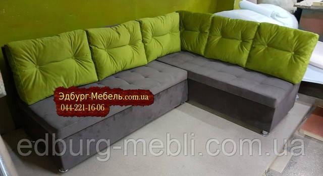 Уютный диван для кухни на заказ