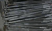 Болты фундаментные изогнутые ГОСТ 24379 тип 1
