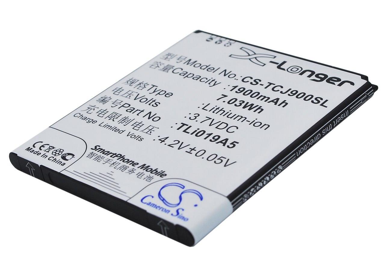Аккумулятор TCL J900C 1900 mAh Cameron Sino