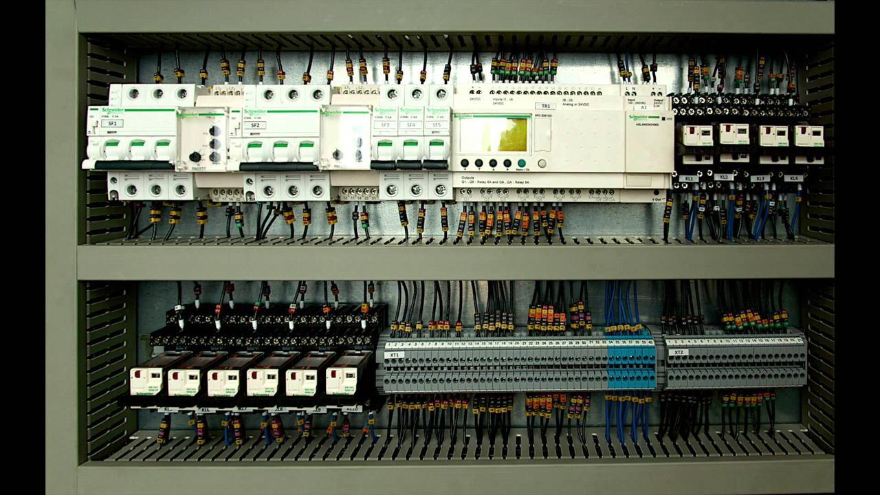 Разработка и изготовление (сборка по проекту Заказчика) шкафов автоматизации