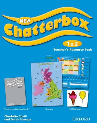 New Chatterbox 1 and 2 Teacher's Resource Pack, фото 2