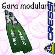 Ласты Cressi GARA MODULAR LD зеленые 44-45