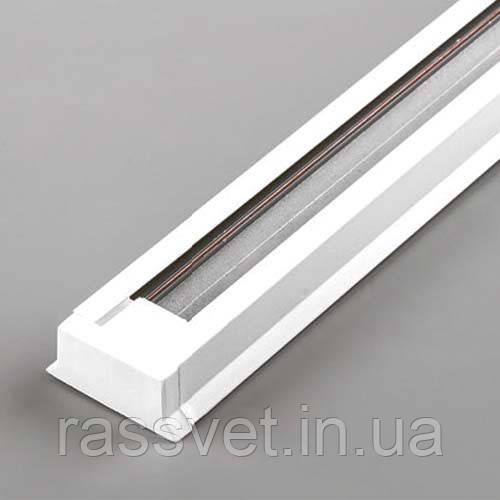 Шинопровод Feron 1м белый