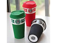Термочашка непроливайка Старбакс Starbucks!