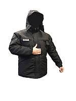 Форма патрульной полиции бушлат тк.ОСЛО