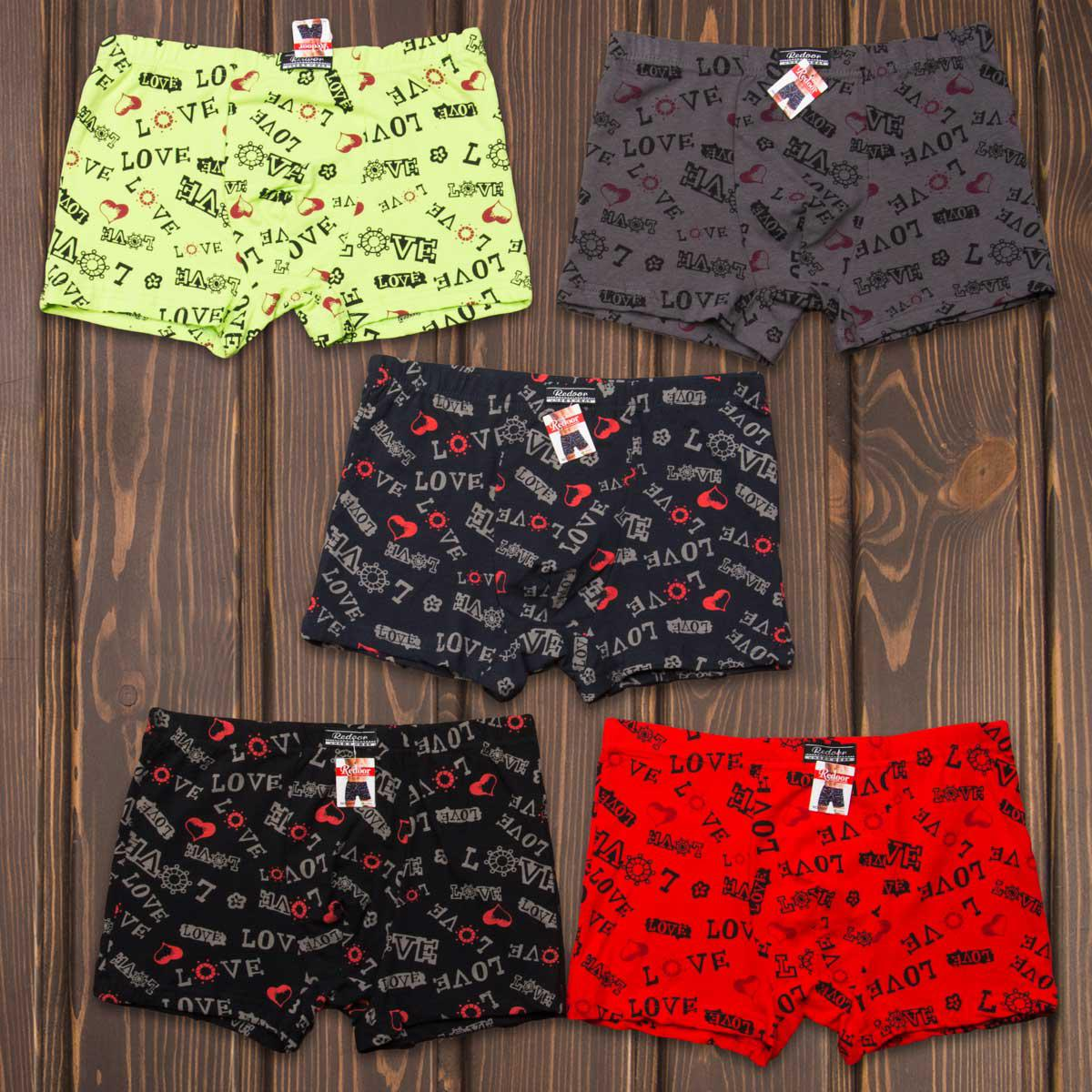 Мужские трусы-шорты на подарок Love Redoor 3301opt