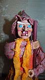 Баба-яга декоративная высота 55 см, фото 4