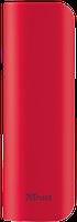 ПОРТАТИВНОЕ ЗАРЯДНОЕ УСТРОЙСТВО TRUST PRIMO POWER BANK 2200 RED