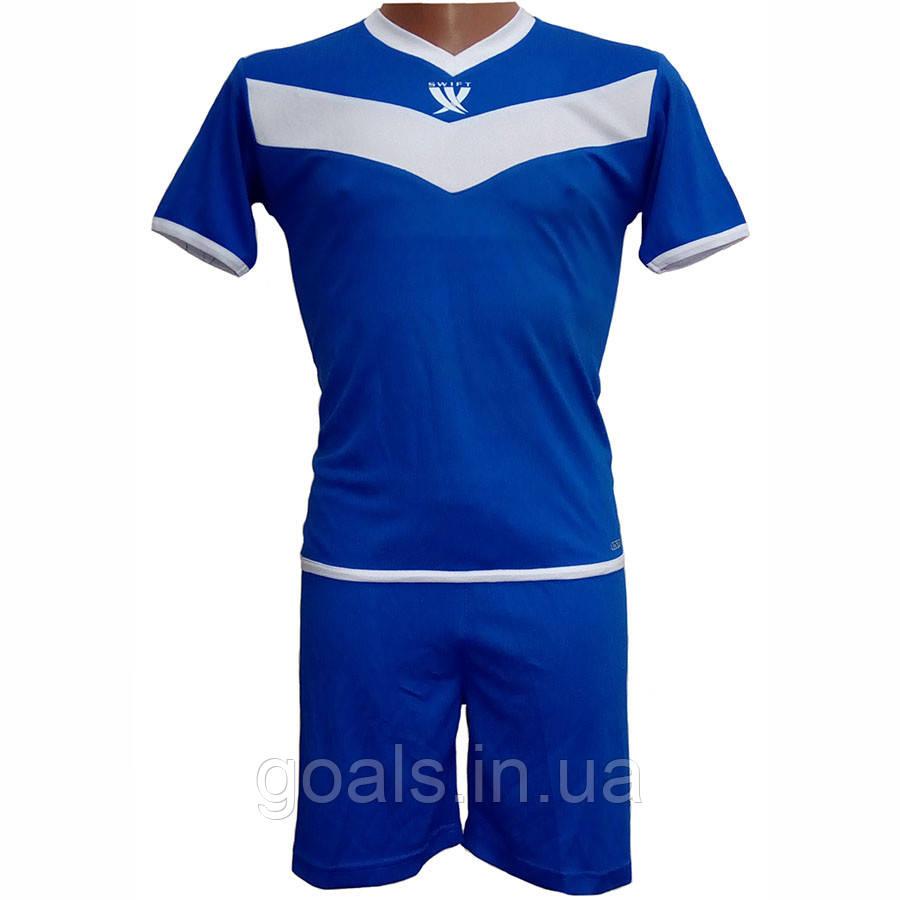 Форма футбольная детская Idea 26 Tactel (сине/белая)