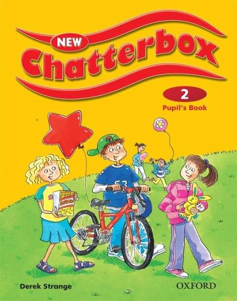 New Chatterbox 2 Pupil's Book (Учебник)