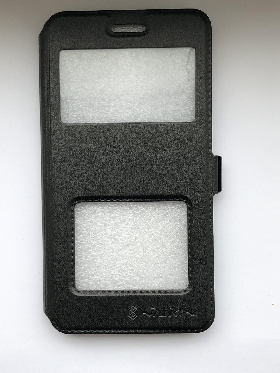 Чехол (книжка) Nillkin Sparkle для Xiaomi Redmi Note 4X
