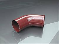 Колено сливное для металлического водостока RAIKO 125/90