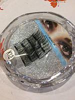 Магнитные накладные ресницы Lilly Beauty К- 12