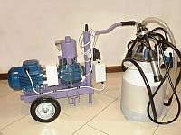 Доильные аппараты УИД-10 ( сухой вакуумный насос) с графитовыми лопатками