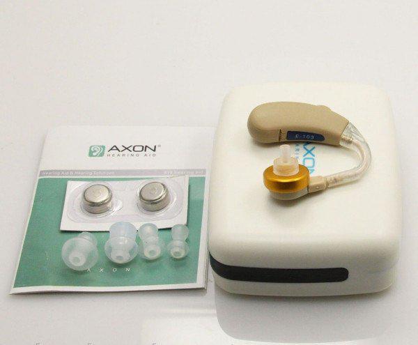 Заушной слуховой аппарат Axon E-103