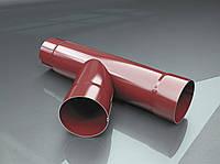 Тройник для металлического водостока RAIKO 125/90