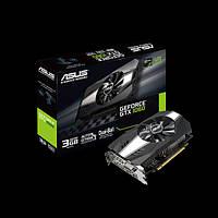 Видеокарта Asus GeForce GTX 1060 Phoenix 3GB GDDR5 192bit (PH-GTX1060-3G)