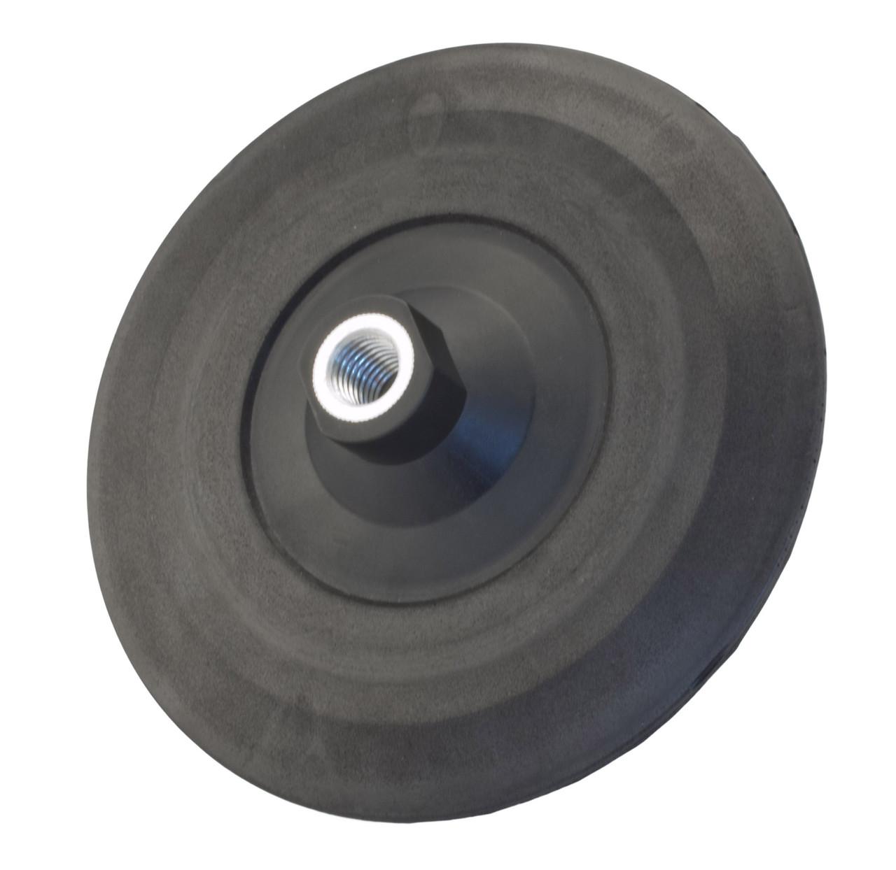 "Оправка для роторной машинки америка - Flexipads USA Pro Rotary Backing Plate М14 150 мм. 6"" черная (MG605)"