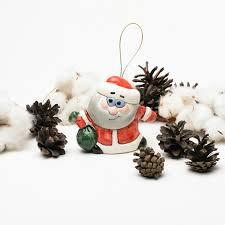 Ёлочная игрушка, ёлки, деды Морозы