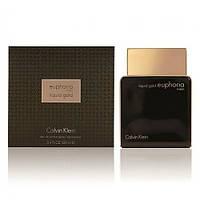 Мужская парфюмерная вода Calvin Klein Euphoria Men Liquid Gold 100 мл.