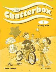 New Chatterbox 2 Activity Book (Рабочая тетрадь)