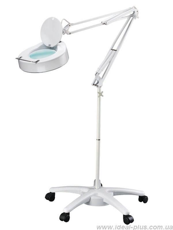Лампа-лупа 8064 на штативе