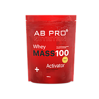 Гейнер 1000 г Mass 100 Whey Activator AB PRO ™ , фото 1