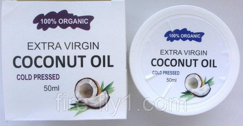Extra Virgin Coconut Oil - Кокосовое масло для омоложения кожи лица и тела - Fire-fly1 в Ирпене