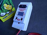 Терморегулятор цифровой с влагомером ТЦИ Лина