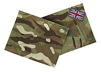 Комплект патчей blanking plate для формы MTP (мультикам). Великобритания, оригинал.