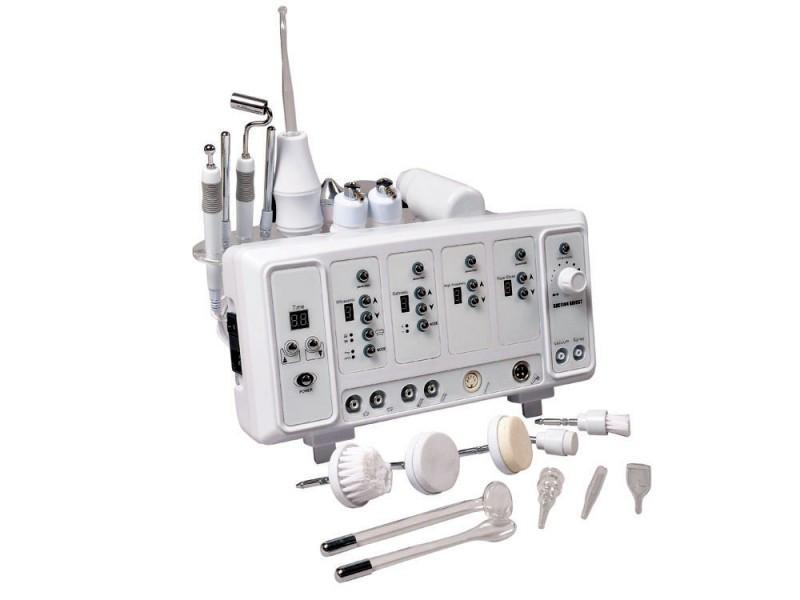 Косметологический аппарат 6-в-1 мод. 101. ВИДЕО