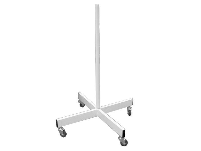 Штатив передвижной с утяжелителем для лампы-лупы стойка напольная на колесах мод. SM-2 (10,2 кг)